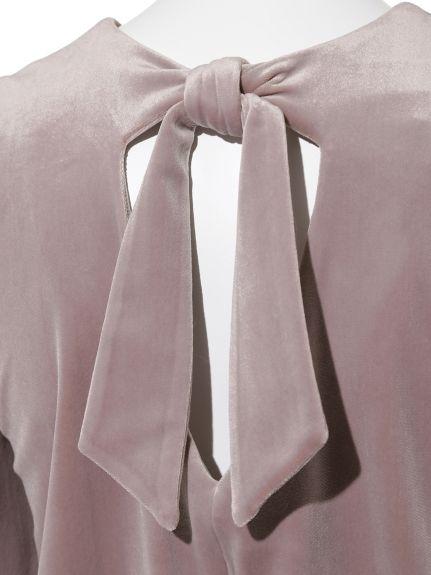 ベロアトップス(プルオーバー)|snidel(スナイデル)|ファッション通販|ウサギオンライン公式通販サイト