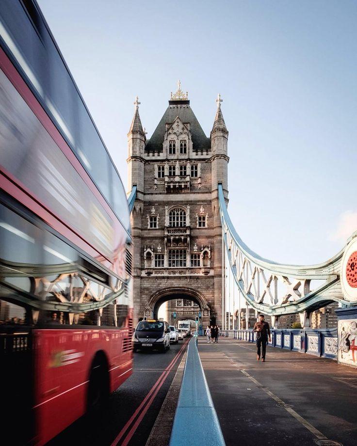 The mind does not work if it's not open.  #towerbridge  #london #unitedkingdom #uk