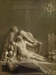 Bernardino Nocchi Italian, 1741–1812, Deposition (after Antonio Canova)