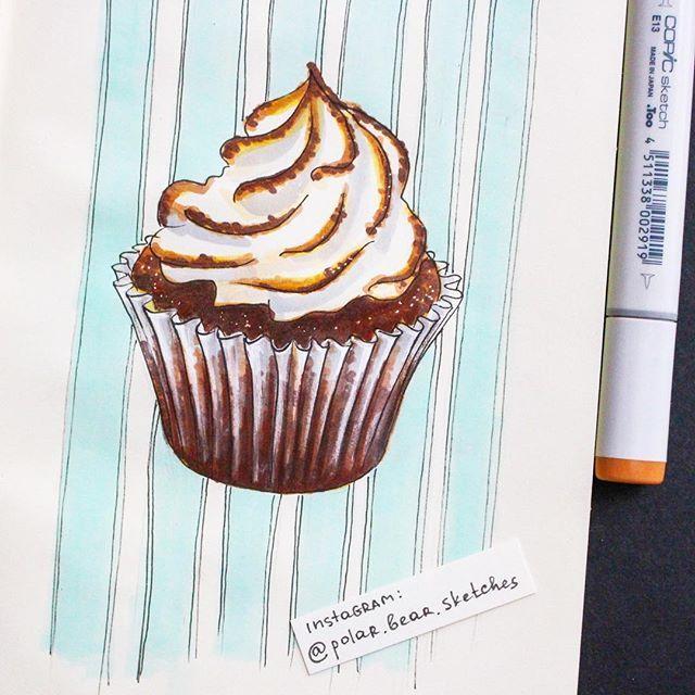 Sweet Monday, guys!  #cupcake