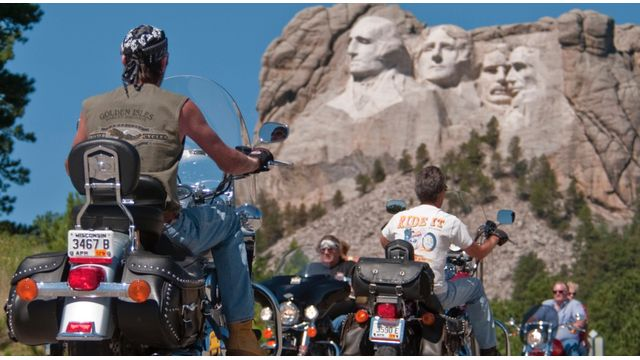 This is a big year for South Dakota, as it's the 75th anniversary for the Sturgis Motorcycle Rally. According to 'Ultimate Motorcycle Rides,' here are the top-13 routes to travel in the Black Hills during the rally this year.