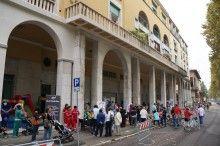 Passeggiando sotto i #portici 2013