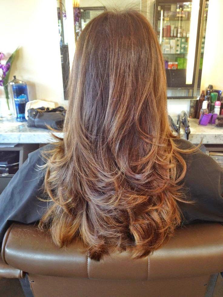 Hairstyles & Fashion: Top 5 Long Layered Haircuts