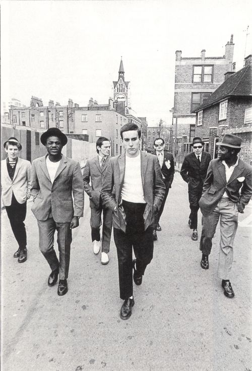 "The Specials ""You've done too much, much too young - Now you're chained to the cooker making beans on toast for tea"""