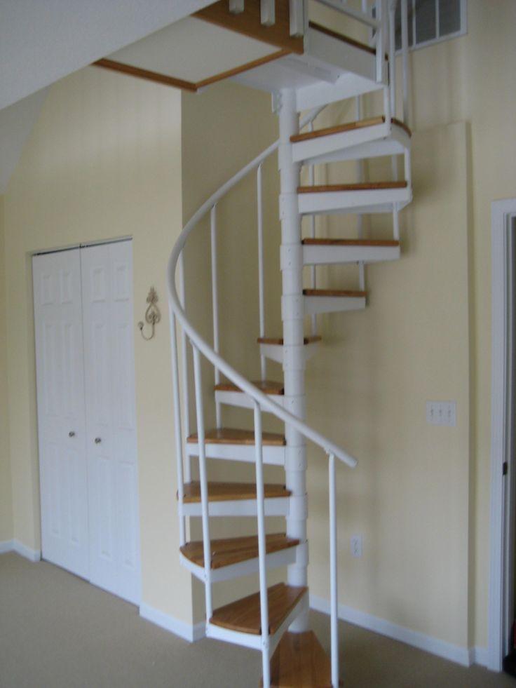 Attic Stairway Design Ideas