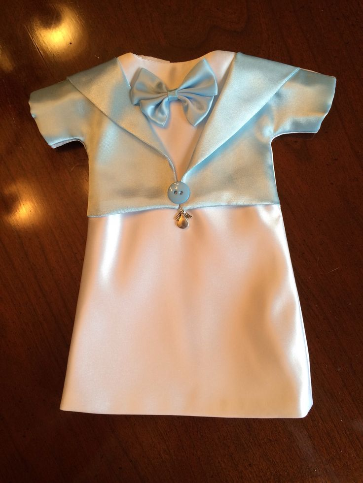 Angel gown for boy