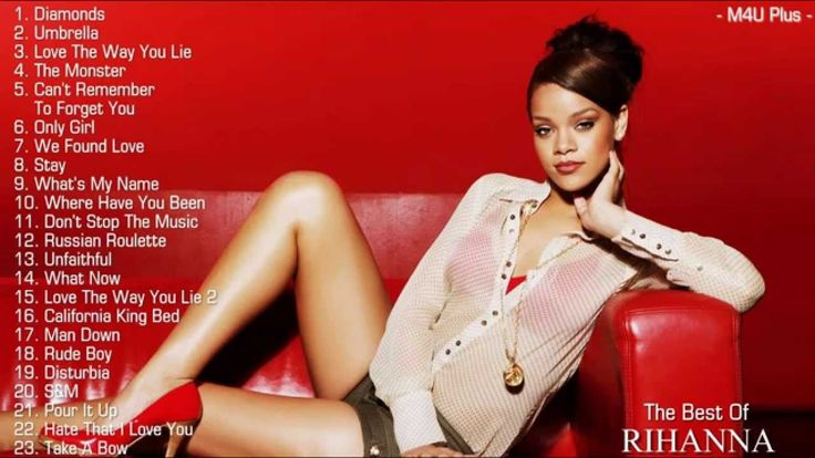 Rihanna - Best Songs Of Rihanna || Rihanna's Greatest Hits