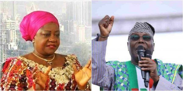 Atiku Has Inherited Ipob Presidential Aide Lauretta Onochie With Images Trending Videos