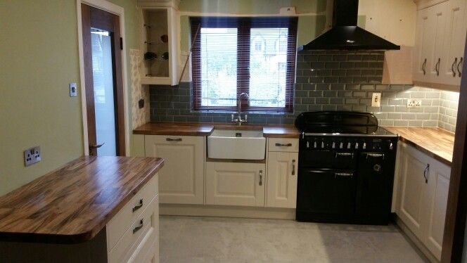 Fitted kitchen -CP Miller Carpentry