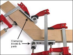 Blokkz Clamping Blocks - Lee Valley Tools  I want. I don't know what for, but I want.