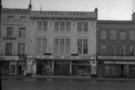 Forgotten Cambridge: Nostalgia pictures of old cinemas in the city