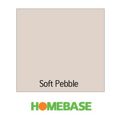 Living room - Home of Colour Soft Pebble - Matt Emulsion Paint - 2.5L