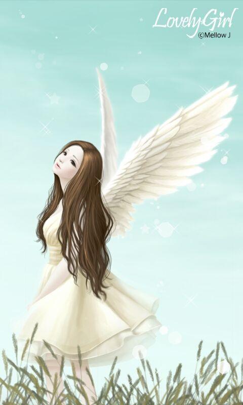 [두들두들]『러블리걸(angel)』 카카오톡 테마가 도착했어요~^^ 지금 두들두들에서 바로 받을수 있답니다~받으러가기:http://bit.ly/1wgtpsn예전부터 천사가 참 그리...