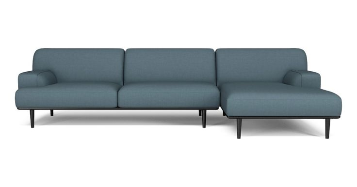Madison 3 pers. sofa med Sjeselong