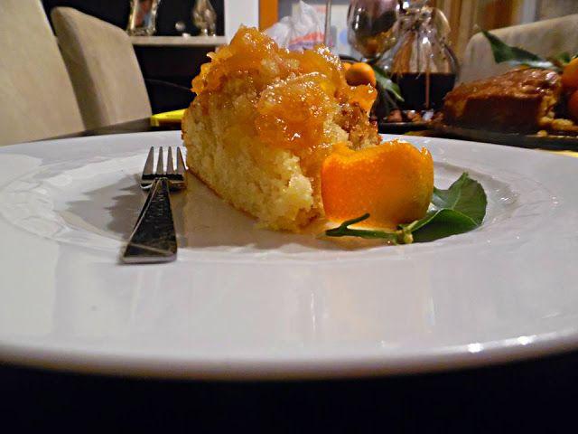 Σιροπιαστό κέικ μανταρίνι ! ~ ΜΑΓΕΙΡΙΚΗ ΚΑΙ ΣΥΝΤΑΓΕΣ