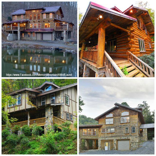 25 best ideas about cabin wedding on pinterest wedding for Cabin wedding venues