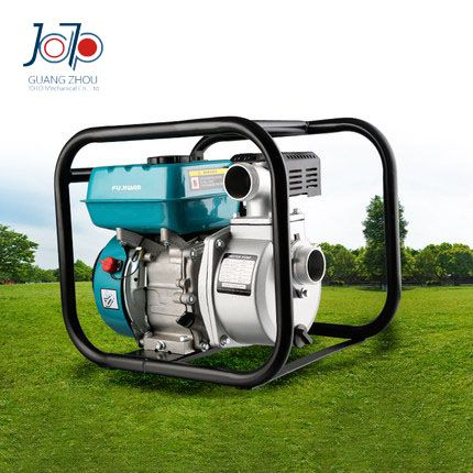 """WP-20 2"""" 30M  Four Stroke Gasoline/Petrol Engine Self-Priming Pump Household Agricultural Irrigation Pump Suction Water Pump"""