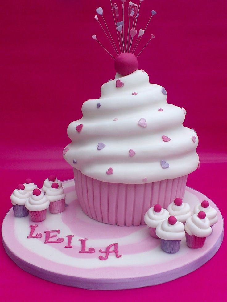 47 Best Cheetah Pink Cupcakes Images On Pinterest Cup
