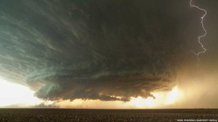 EUA: caçador de tempestades fotografa fenômenos climáticos - Terra Brasil