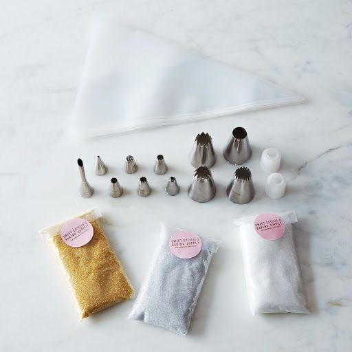 Cooking decorating party in the works | Pastry Tips and Sanding Sugars on Provisions by Food52