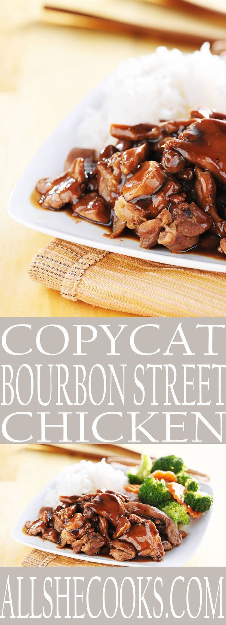 Enjoy Copycat Golden Corral's Bourbon Street Chicken recipe right at home with this copycat recipe. Tasty and delicious, this recipe is a winner.