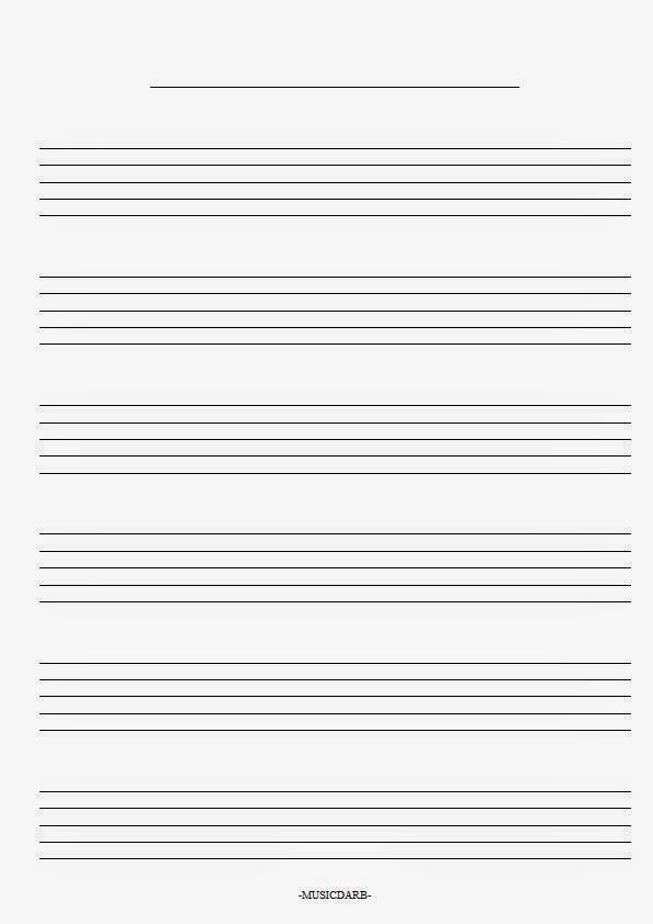 30 best Songwriting images on Pinterest Sheet music, Musicals - sample staff paper