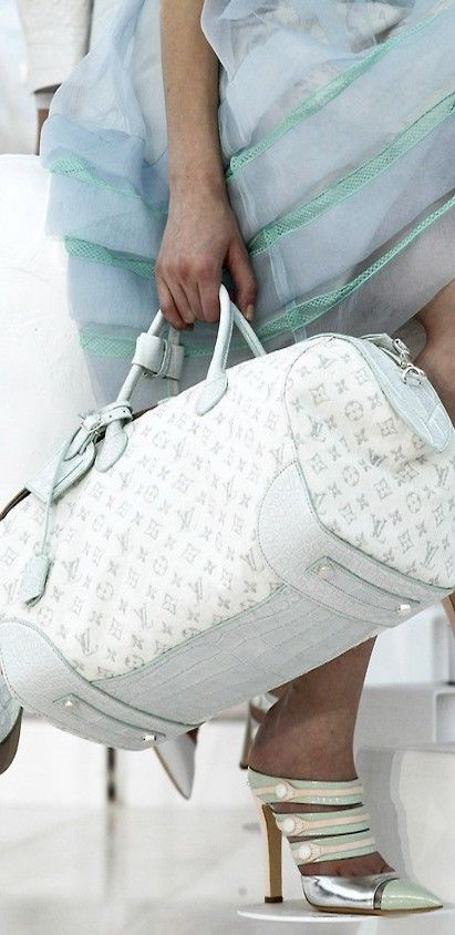 New Louis Vuitton- yes please!