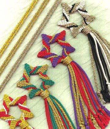 2015/03/11 Kits for Ply-Split Braids & Ornaments | Linda Hendrickson