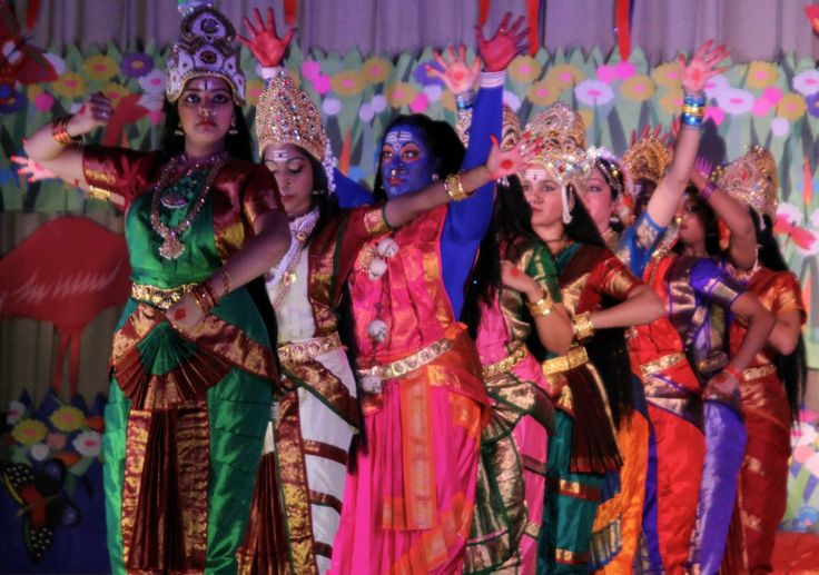 All 9 Goddesses in a row (Navadurga) by Pady Cakes on 500px