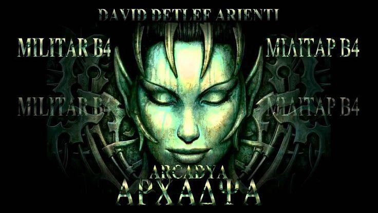 Davide Detlef Arienti - Militar B4 - ARCADYA (Advanced Warfare Soundtrac...