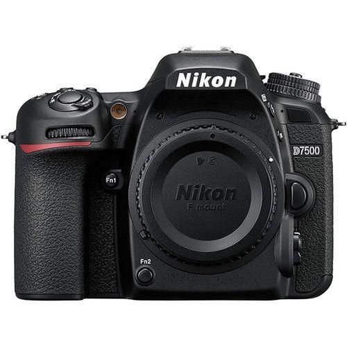 Cool  Nikon D7500 - High Performance and 4k Shooting DX-format DSLR Camera