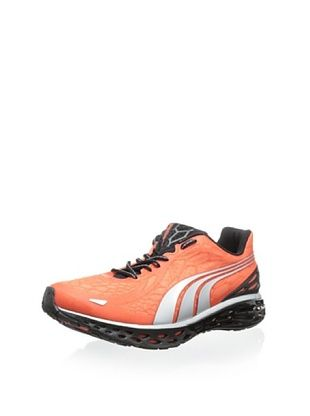 41% OFF PUMA Men's Bioweb Elite Metallic Running Shoe (Cherry Tomato)
