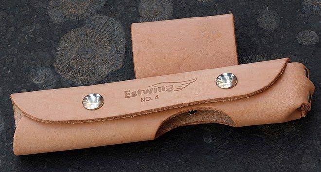 Hammertasche aus Leder für Schürfhämmer