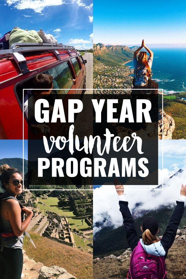 A gap year is when you make a conscious decision to take some time off - maybe…
