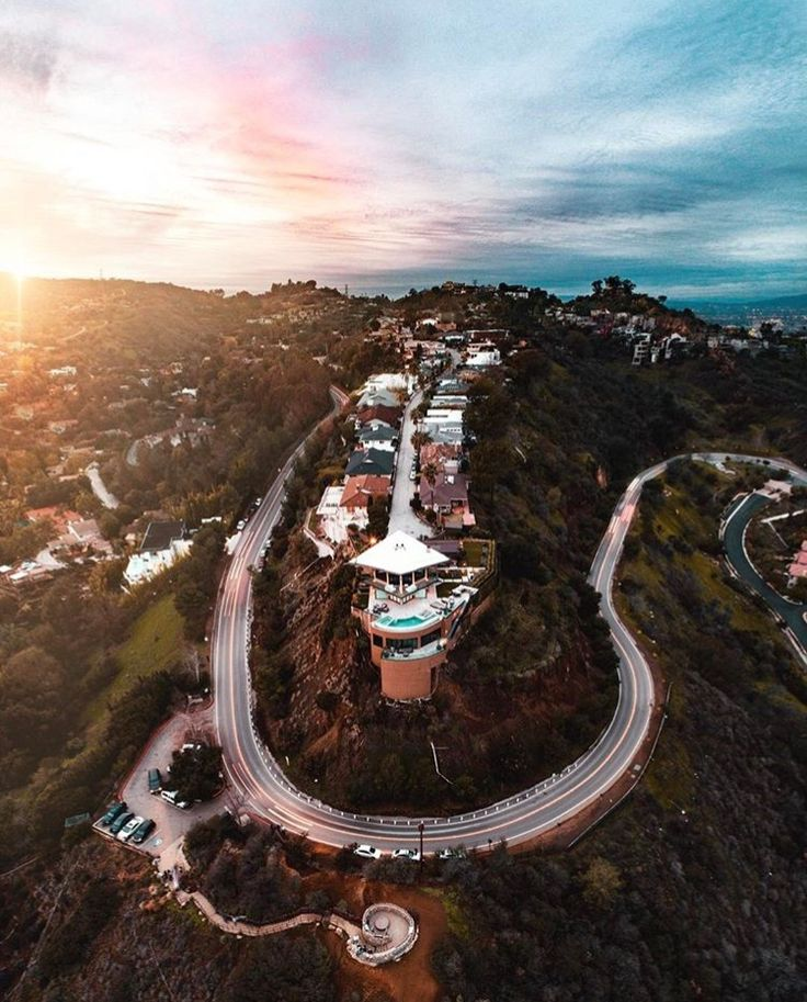 Mulholland Drive, Los Angeles
