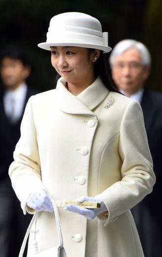 Princess Kako, March 6, 2015 | Royal Hats
