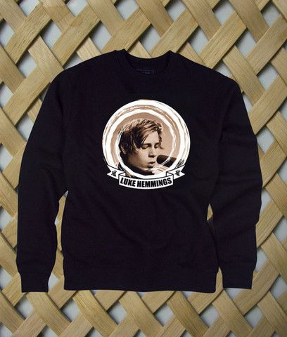 Luke Hemmings 5 Sos Album Cover #sweatshirt #shirt #sweater #womenclothing #menclothing #unisexclothing #clothing #tops