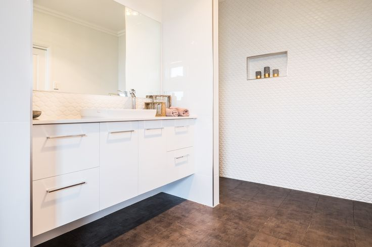 Main Bathroom I Vanity