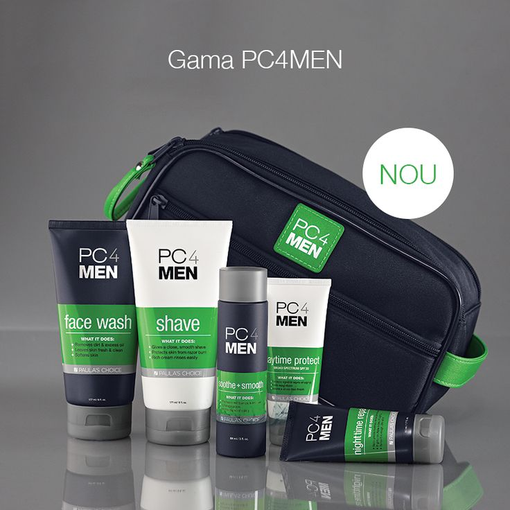 • Lansare PC4MEN •  Preconcepțiile precum faptul că bărbații nu trebuie să își îngrijească tenul și pielea în general, sunt de domeniul trecutului. Astăzi, știm că tot mai mulți bărbați se preocupă de aspectul lor fizic și acordă atenție acestui subiect. Pentru o îngrijire adecvată și o piele fără probleme, Paula's Choice a lansat gama de produse pentru bărbați. Aruncă o privire peste noua gamă PC4MEN: http://bit.ly/PC4MEN»