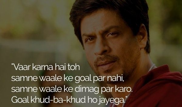 #sharhrukh #Bollywood #quotes #thoughts #dialogues #goal #mind #focus #lesson