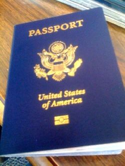 The story of how I lost my passport and how you get a new one when you do.