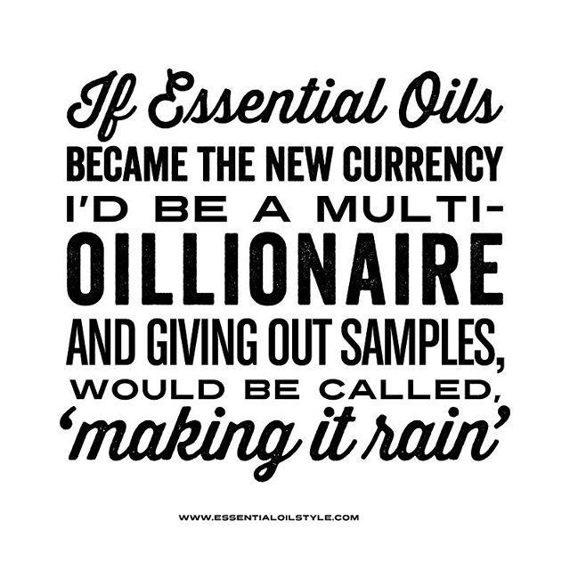 Oillionaire making it rain Essential Oil Memes: essential oil humor, essential oil jokes, essential oil funnies