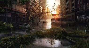 Get ready to be amazed with this definitive collection of more than 85 concept art made for the Last of Us by in particular order,Marek Okon, John Sweene