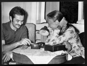 Oriana Fallaci & Alekos Panagulis