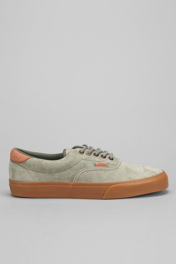 buy popular a9c0f d6062 Vans Era 59 California Suede Gum-Sole Men s Sneaker - Urban Outfitters    Shoes in 2019   Pinterest   Vans sneakers, Shoes and Sneakers