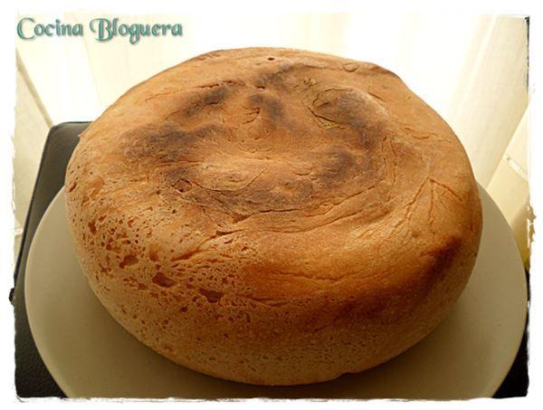 Pan (Olla GM) ~ Cocina Bloguera