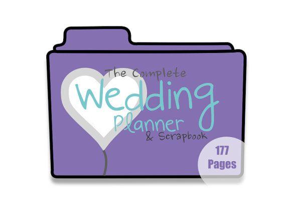 107 best complete wedding planner scrapbook images on pinterest create your own weddingbinder wedding planner with our new printable wedding planner ebook fandeluxe Document