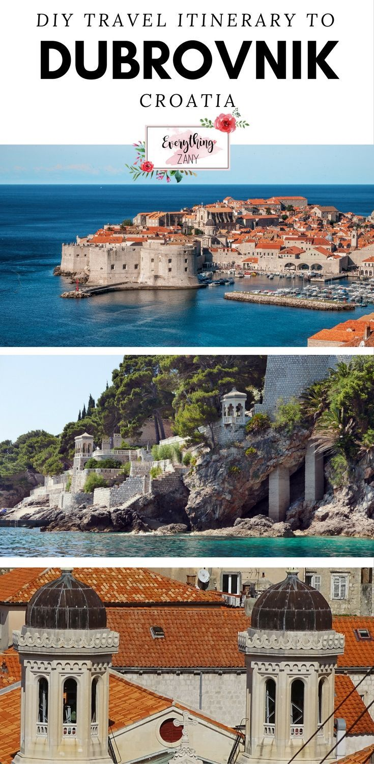 Dubrovnik Travel guide | #DubrovnikGameOfThrones #DubrovnikCroatia #DubrovnikTravels #EverythingZany | Here's a Dubrovnik itinerary. We visited Dubrovnik Croatia and roam around Dubrovnik Old town and various Dubrovnik Beaches.  Sharing some Dubrovnik tips and other Dubrovnik things to do around the city like the Dubrovnik city walls and Dubrovnik cable car.