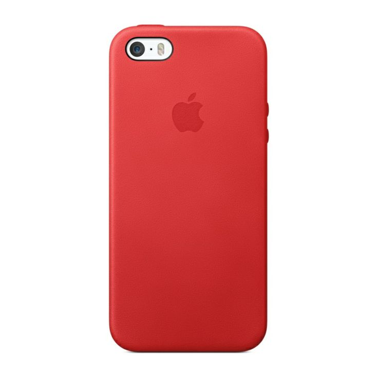 iPhone 5s Case - Product Red - Apple Store (U.S.) $40