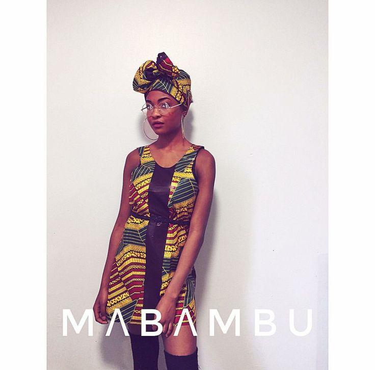Mabambu clothing – A new fashion designer on the rise – Paow Magazine